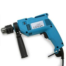 1/2-Inch Electric Corded Drill Speed Variable Trigger Rotati