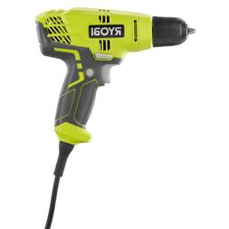 Ryobi 5.5 Amp Corded 38 in. Variable Speed Compact DrillDriv