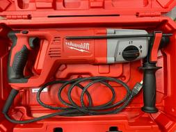 """Milwaukee 5262-21 8 Amp Corded 1"""" SDS PLUS Rotary Hammer in"""