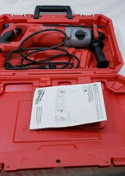 """Milwaukee 5262-21 Corded 1""""inch SDS Plus Rotary Hammer Drill"""