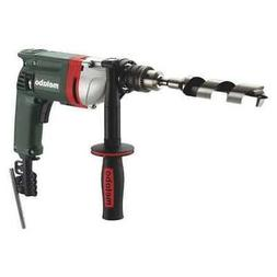 METABO BE 75-16 Triple Gear Reduction Drill,1/2 in.,6.7A