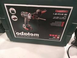 Metabo BE 751 0-1,000/0-3,000 RPM 6.5 AMP 1/2-Inch 2 Speed D