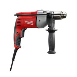 """Milwaukee Compact Corded 1/2"""" Hammer Drill Driver 8Amp Heavy"""