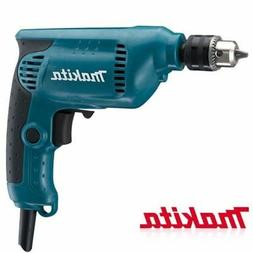 MAKITA Corded Electric Drill 6412 Keyed Chuck 10mm 3/8inch 4