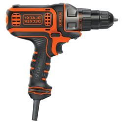 Corded Matrix 4 Amp 3/8 In Drill With Driver Quick Connect L