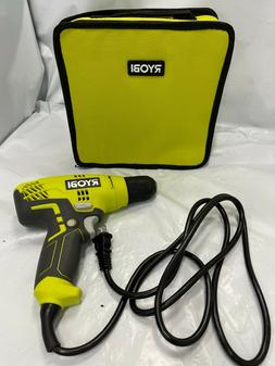 Ryobi D43K 5.5 Corded 3/8 Inch Variable Speed Compact Drill/