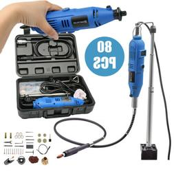 Variable Rotary Speed Tool Power Electric Kit Corded 135w Mi