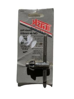 """Task Tools Drill Chuck Key With T Handle 3/8"""" & 1/2"""" Wit"""