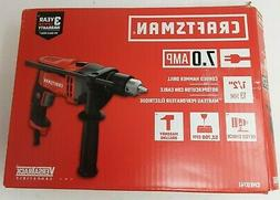 CRAFTSMAN Drill / Driver 7-Amp 1/2-Inch  Hammer Drill