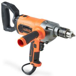 VonHaus 10 Amp 1/2 Inch Drill  With Spade Handle Variable Sp