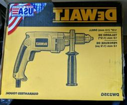 DeWalt DW235G 13mm 1/2 Inch Variable Speed Reversing Drill