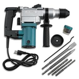 "New 1"" Electric Rotary ROTO Hammer Drill SDS Concrete Chisel"