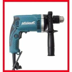 Makita HP1630K / Corded Impact Hammer Drill Driver with Case
