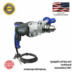"Kobalt Keyed Corded Drill 1/2"" Chuck 9 Amp Variable Speed Re"