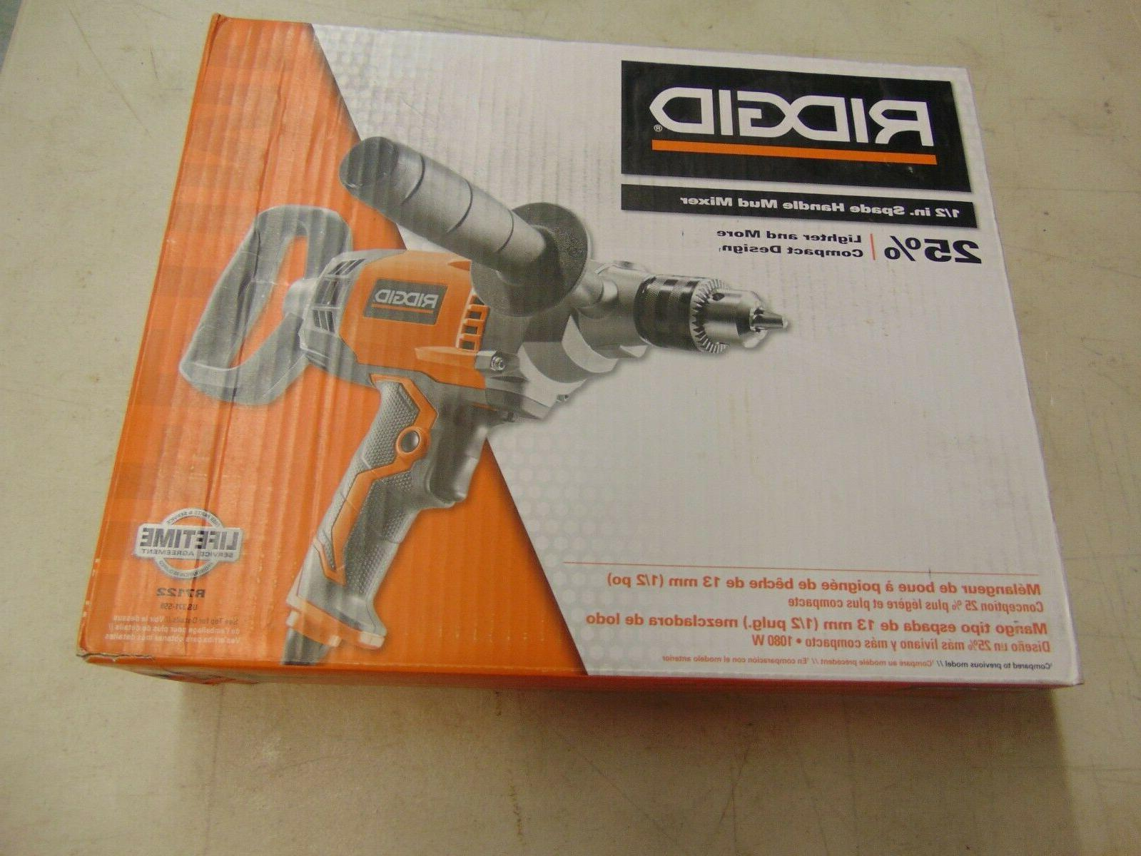 drill driver corded electric spade