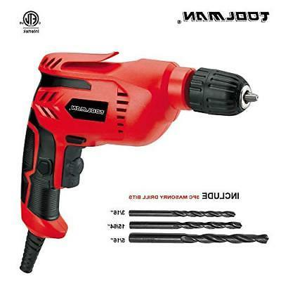electric power drill driver 3 8 variable