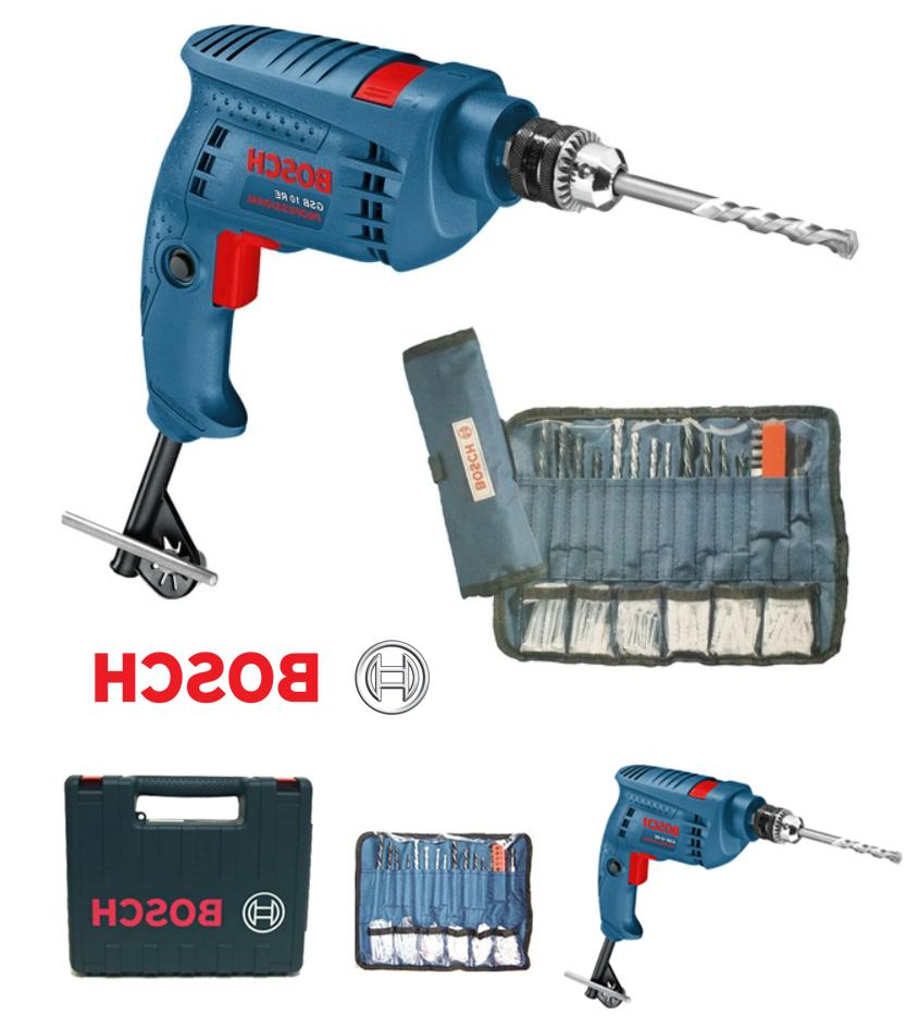 gsb 10 re professional corded drill 500w