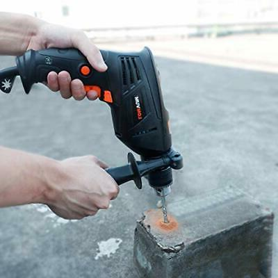 Hammer In. Speed dual-mode Impact Drill
