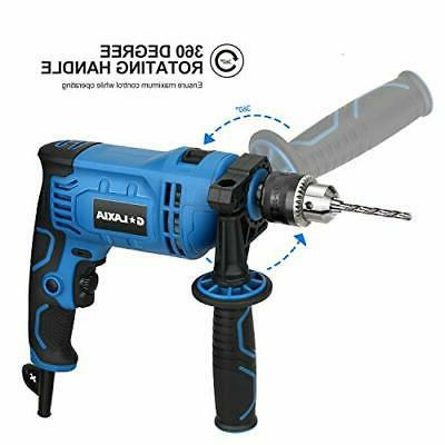 Impact Drill, G 7.5Amp 1/2-inch Variable Speed Corded