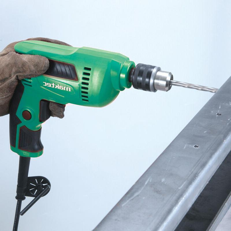 maktec m6001m electric drill 450w 220v corded