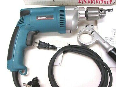 """NEW! MAKITA 13mm 1/2"""" CORDED DRILL, 0-700 SIDE"""