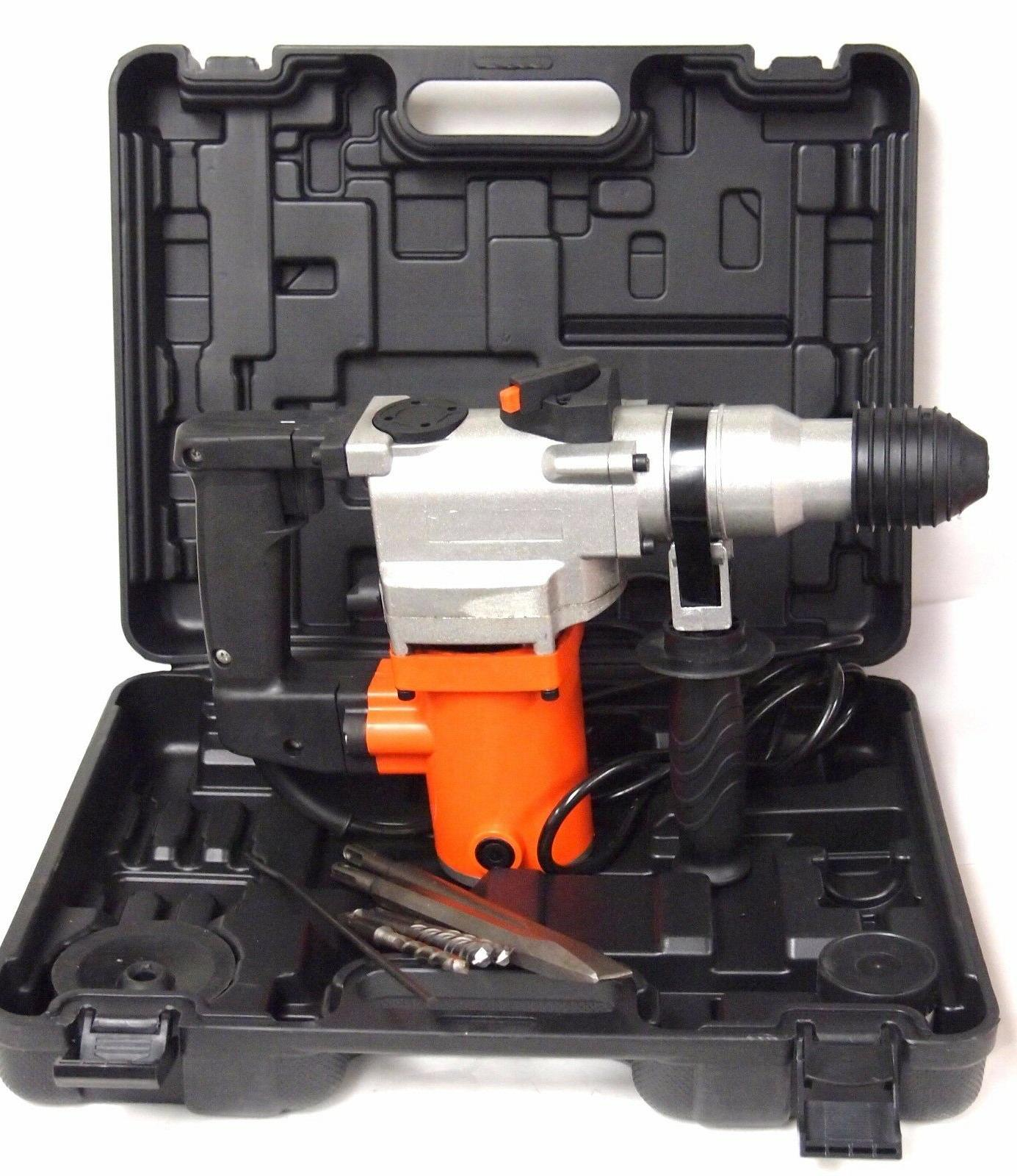 sds plus rotary hammer drill