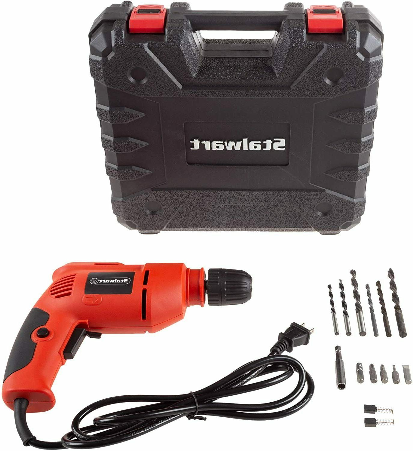 stalwart electric power drill with 6 foot