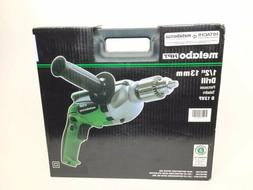 "Hitachi Metabo HPT Hitachi 1/2"" 13mm 9 AMP Corded Power Dril"