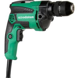 Metabo HPT  6.8-Amp 3/8-in Keyless Corded Drill