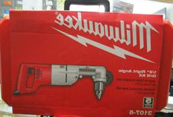 "New Milwaukee 3107-6 1/2""  Corded Right Angle Drill"