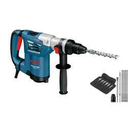 Bosch PROFESSIONAL CORDED ROTARY HAMMER DRILL & ACCESSORIES