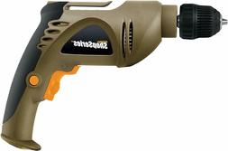 "Rockwell ShopSeries RC3031K 4.5 Amp 3/8"" Keyless Chuck Drill"
