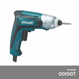 Makita TD0100 Compact Impact Driver Drill 230W 2 lbs 100Nm 2