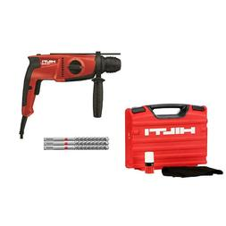 Hilti TE 2-S 120 Volt SDS-Plus Hammer Drill Corded Red Power